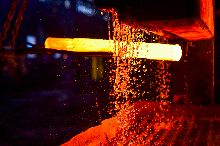 ¿Qué es el tratamiento térmico de los aceros?