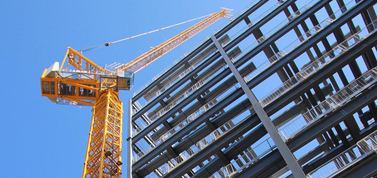 Beneficios de construir en acero
