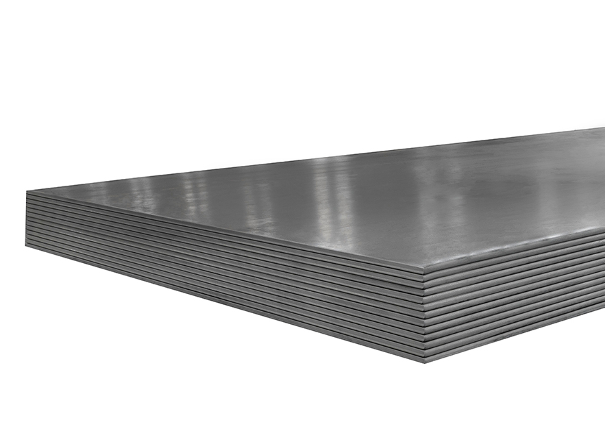 (Cut-to-length Process) Plate